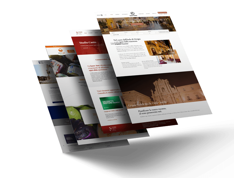 sviluppo siti web siracusa